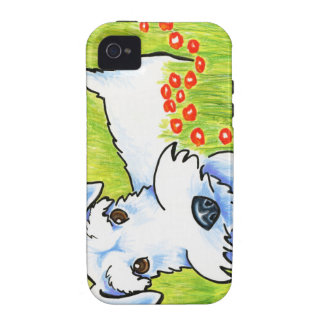 Pure Schnauzer Case For The iPhone 4