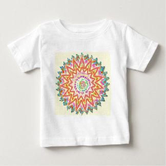 PURE Soothing Energy STAR Emblems Baby T-Shirt