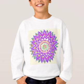 PURE Soothing Energy STAR Emblems Sweatshirt