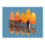 Pure Surfing Postcard