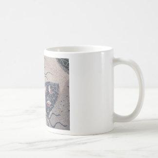 Pure theater classic white coffee mug