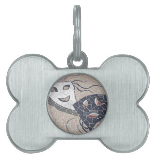 Pure theater pet ID tag