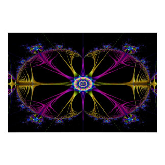 Pure Thought Fractal Print
