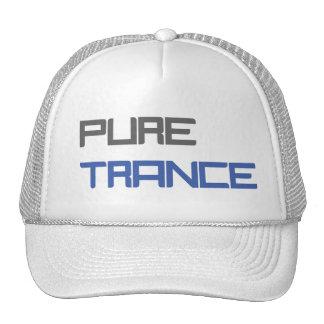 Pure Trance Mesh Hat