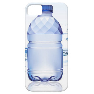 Pure Water Bottle design iPhone 5 Covers
