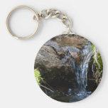 Pure water creek keychain