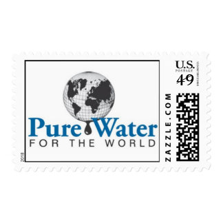 Pure Water for the World Postage Stamps