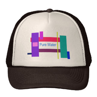 Pure Water Mesh Hat