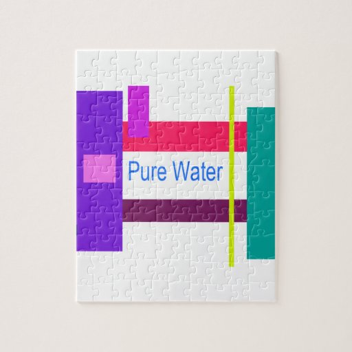 Pure Water Puzzles