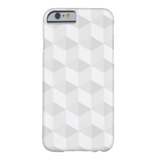 pure white,geometry,graphic design,modern,ultra tr barely there iPhone 6 case