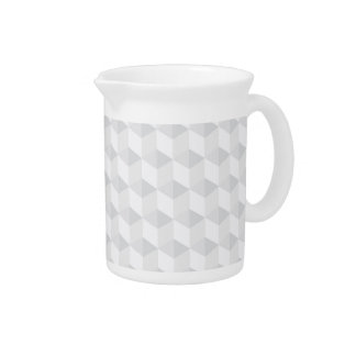 pure white,geometry,graphic design,modern,ultra tr drink pitcher