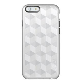 pure white,geometry,graphic design,modern,ultra tr incipio feather® shine iPhone 6 case