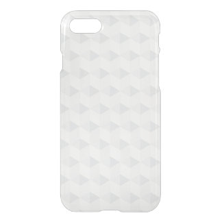 pure white,geometry,graphic design,modern,ultra tr iPhone 7 case
