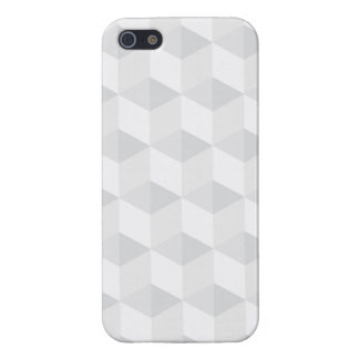 pure white,geometry,graphic design,modern,ultra tr iPhone SE/5/5s cover