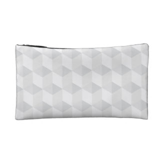 pure white,geometry,graphic design,modern,ultra tr makeup bag