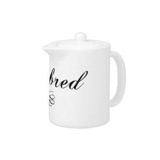 Purebred Teapot