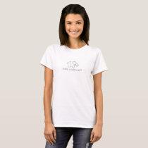 Purely Elephants Womens T-Shirt