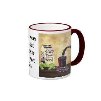 Purely Grape Juice Mug