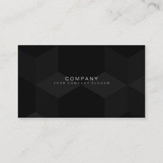 PurePro No21 Subtle Dynamic Cubes Business Card