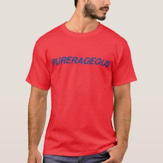 Purerageous (Red) T-Shirt