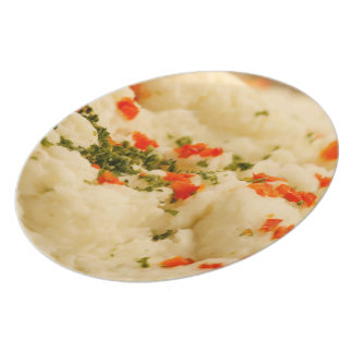 Purés de patata platos para fiestas