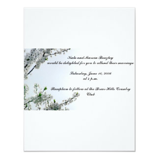 Purest of Essence 4.25x5.5 Paper Invitation Card