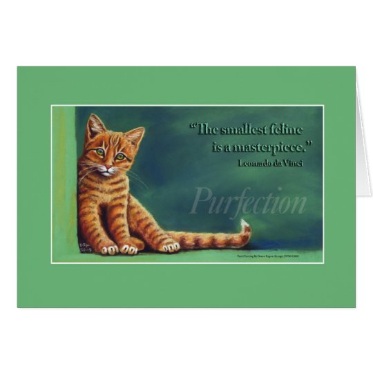 Purfection Card