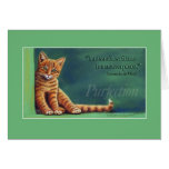 Purfection Greeting Cards