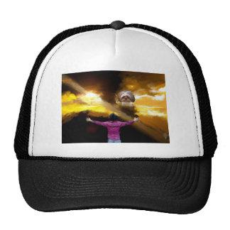 purify trucker hat