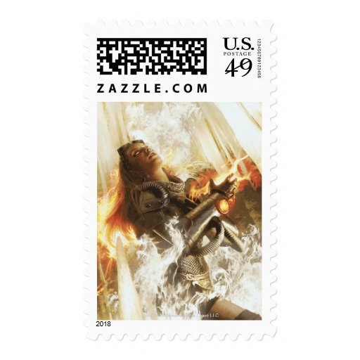 Purifying Fire (Chandra) Postage