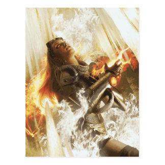 Purifying Fire (Chandra) Postcard