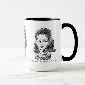 Purim Caricatures Mug 12a
