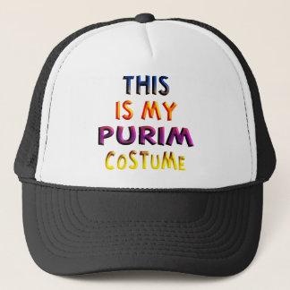 Purim Costume Trucker Hat