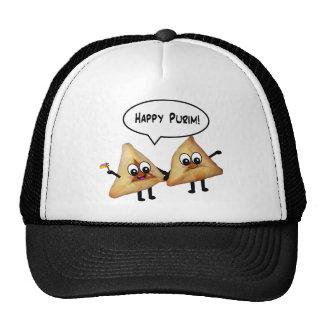 Purim feliz hamantaschen gorra