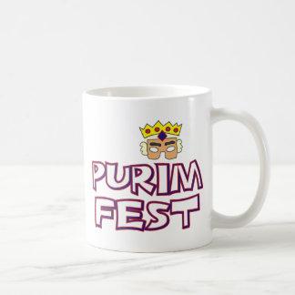 Purim Fest Coffee Mug