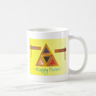 Purim Hamantaschen Coffee Mug
