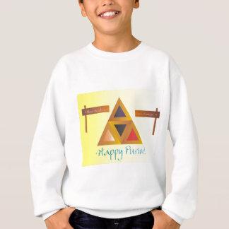 Purim Hamantaschen Sweatshirt