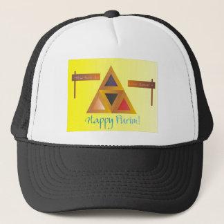 Purim Hamantaschen Trucker Hat