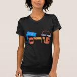 Purim - hebreo camiseta