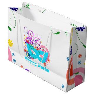 Purim Mask Large Gift Bag