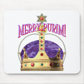 Purim Mouse Pad
