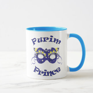 Purim Prince Mug