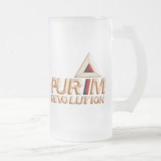 Purim Taza De Cristal