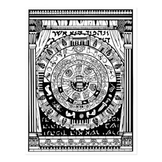 Purim Turnaround Postcard
