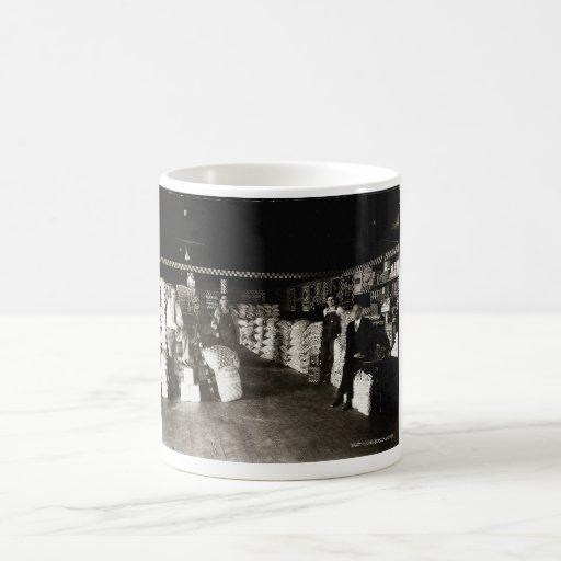 Purina Feed Store, circa 1930 Coffee Mugs