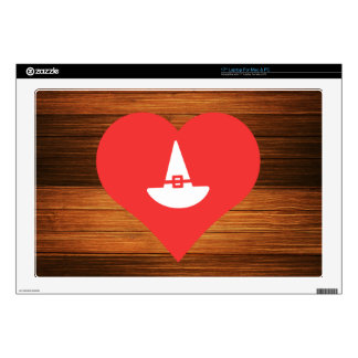"""Puritans Pictogram Decal For 17"""" Laptop"""