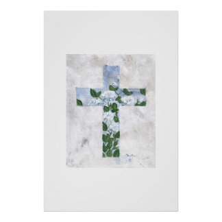 """Purity Cross"" Posters"