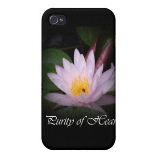 Purity of Heart iPhone 4 Covers