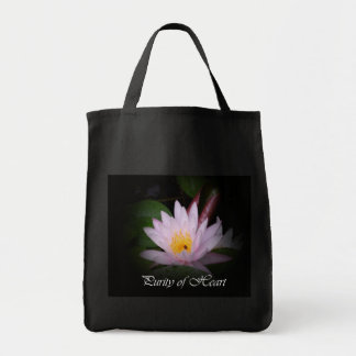 Purity of Heart Tote Bag