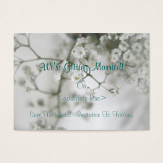 Purity Save The Date Card